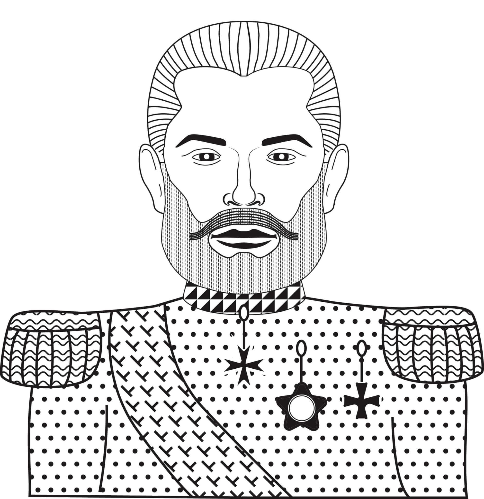 King Carol First of Romania