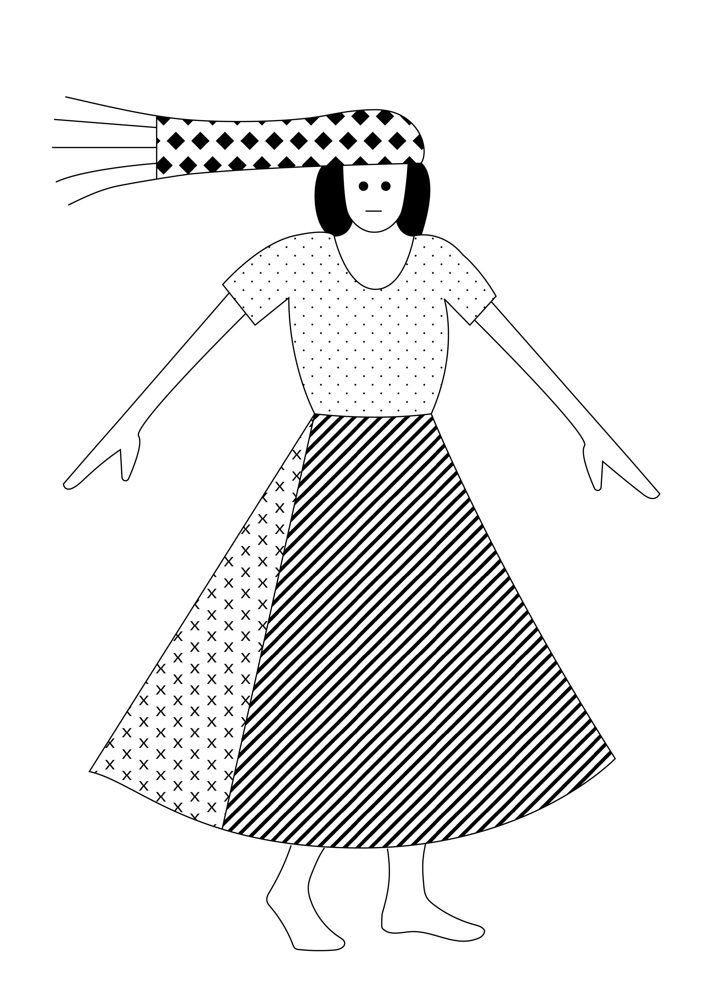 Costum tradițional la rromi