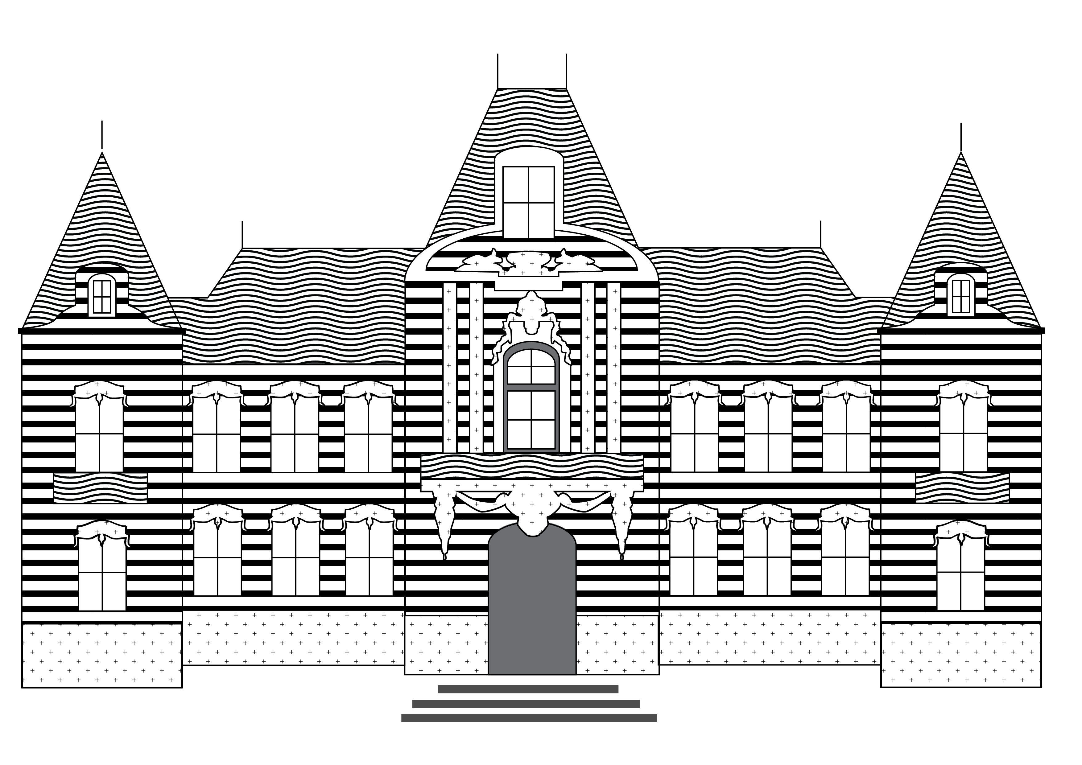 palace of jean mihail