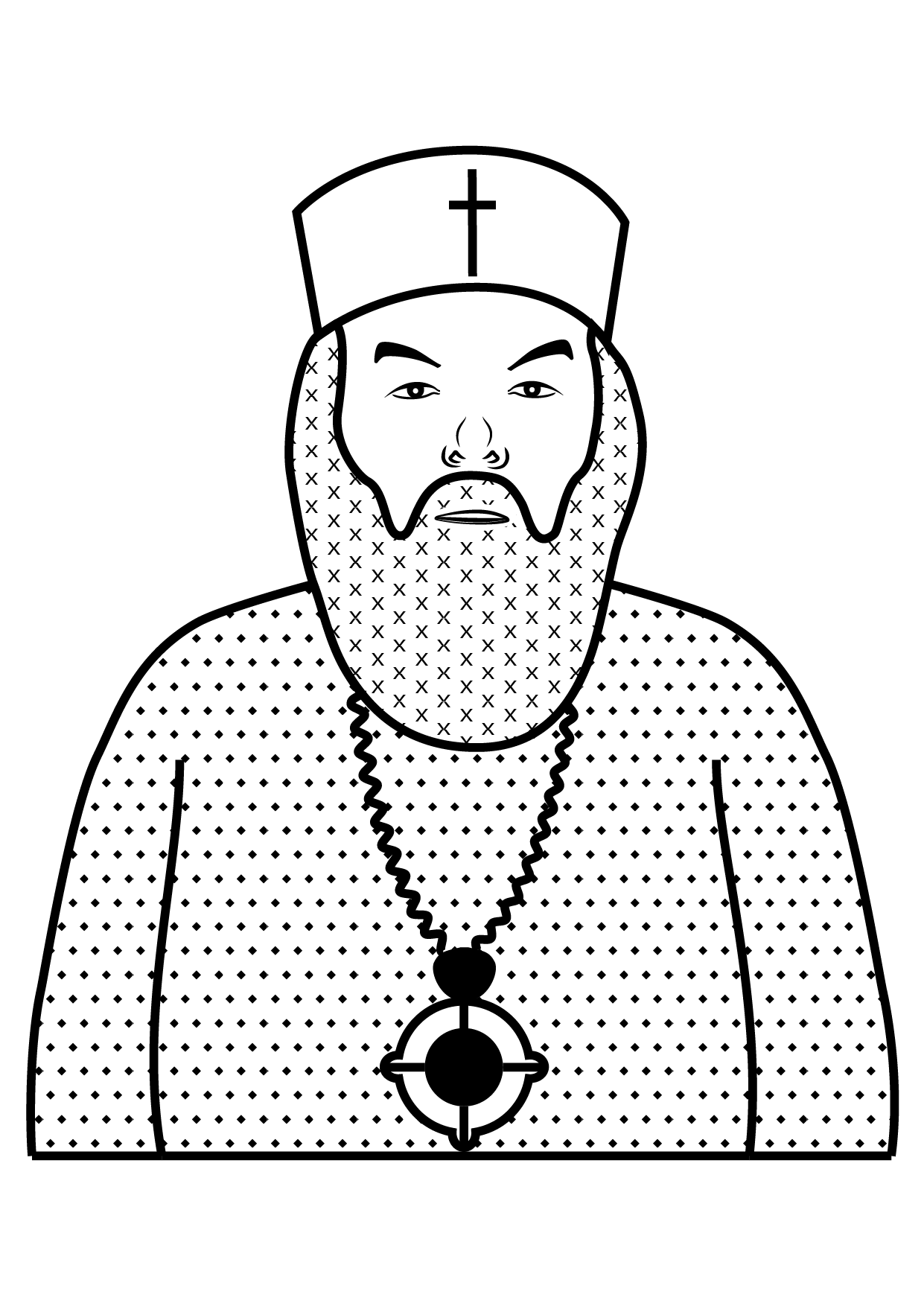 Teoctist, the Patriach of the Romanian Orthodox Church