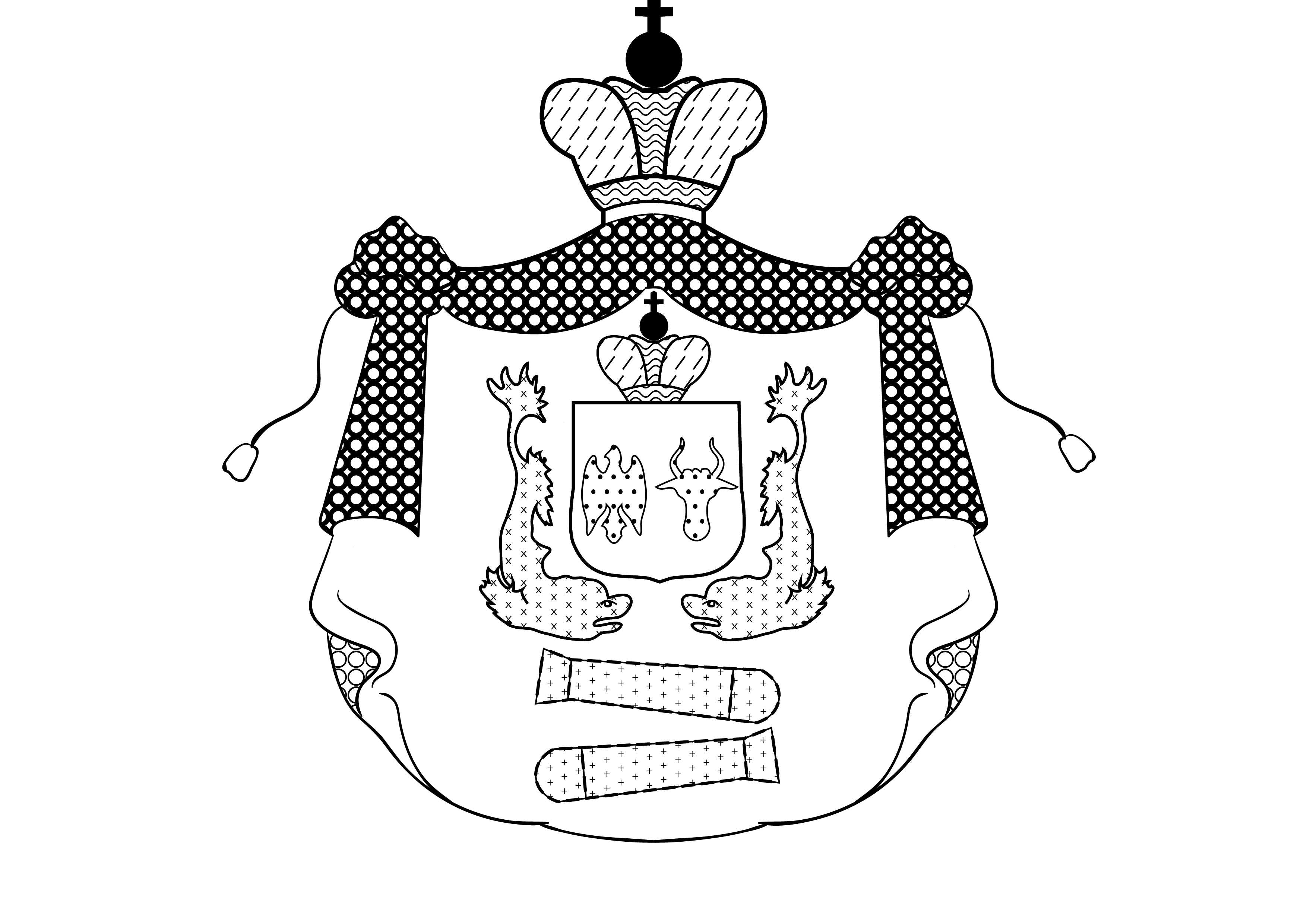 Stema Principatelor Române