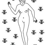 nicolae grigorescu - entering the bathroom