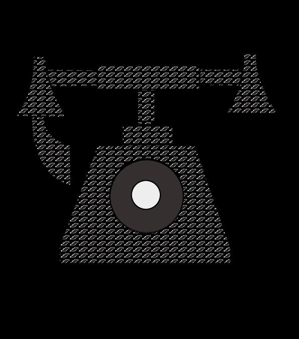 Telefon fix Baquelita