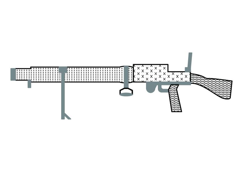 Pușcă mitralieră Lewis M1912